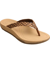 Twisted X Women's Woven Strap Sandal, , hi-res