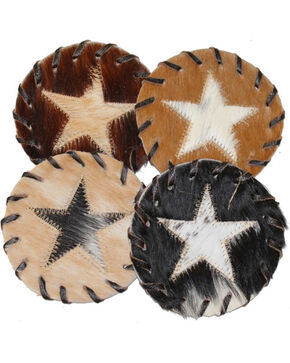 B.S. Trading Assorted Star Coasters, No Color, hi-res
