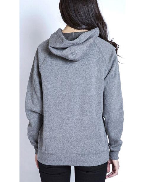 Kimes Ranch Outlier Grey Hooded Sweatshirt, Grey, hi-res