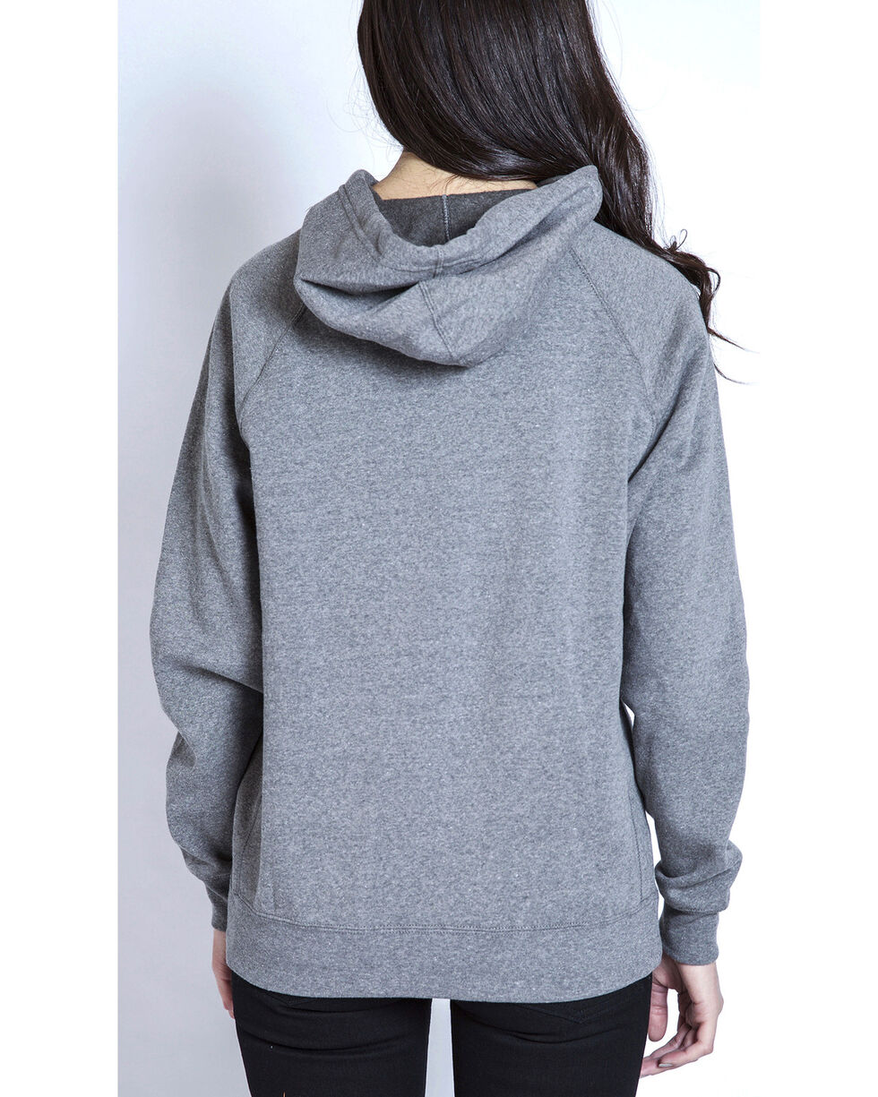 Kimes Ranch Outlier Grey Hooded Sweatshirt, Grey, hi-res
