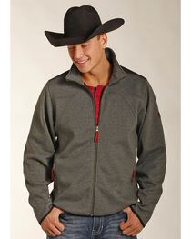 Powder River Outfitters Men's Melange Knit Jacket, , hi-res