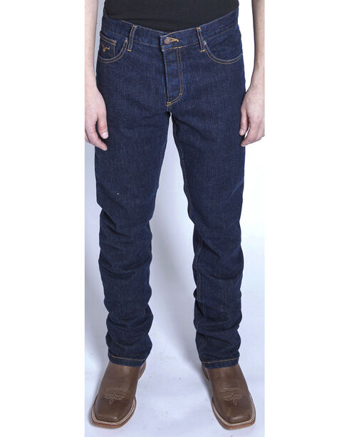 Kimes Ranch Men's Indigo Wayne Jeans - Straight Leg , Indigo, hi-res