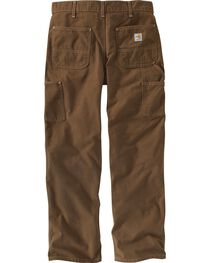 Carhartt Men's Flame Resistant Washed Duck Dungaree, , hi-res