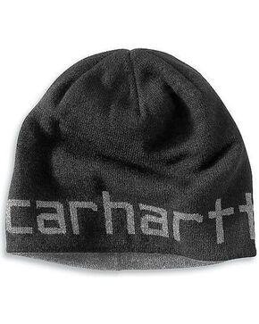 Carhartt FR Polartec Reversible Knit Cap, Black, hi-res