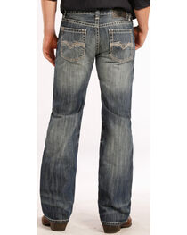 Rock & Roll Cowboy Men's Pistol Boot Cut Jeans, , hi-res