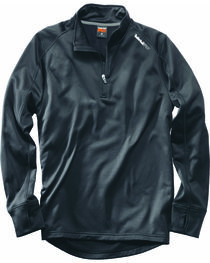 Timberland Pro Men's Understory 1/4-Zip Fleece Shirt, , hi-res