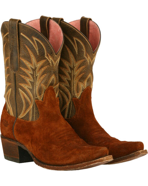 Junk Gypsy by Lane Women's Dirt Road Dreamer Western Boots, Chili, hi-res