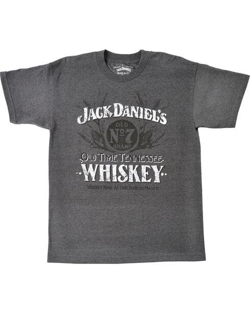 Jack Daniel's Men's Corn Mash Tee, Grey, hi-res