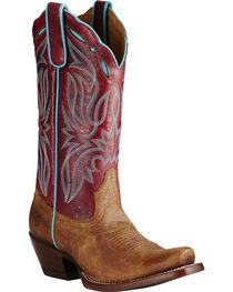Ariat Women's Bristol Western Boots, , hi-res