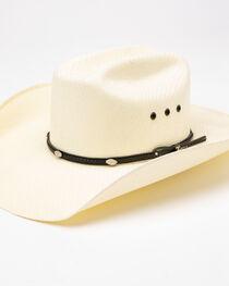Twister Men's Natural Ivory 5X Shantung Hat , , hi-res