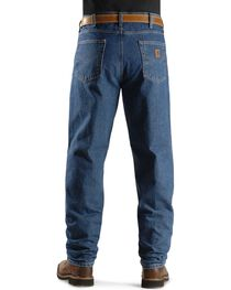 Carhartt Jeans - Dark Denim Relaxed Fit Work Jeans, , hi-res