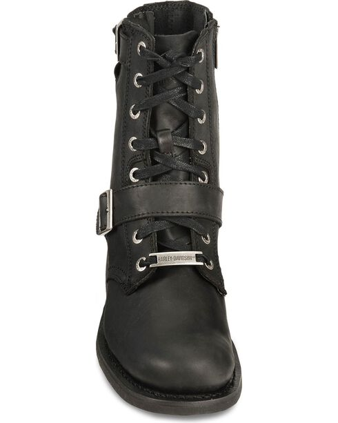 Harley-Davidson Men's Ranger Lace-Up Casual Boots, Black, hi-res