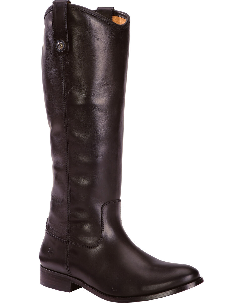 Frye Women's Melissa Button Boots, Black, hi-res
