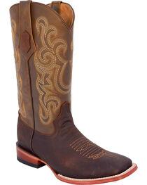 Ferrini Men's Maverick Western Boots - Square Toe, , hi-res