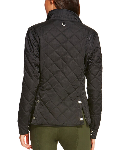 Ariat Women's Black Cornet Jacket, , hi-res