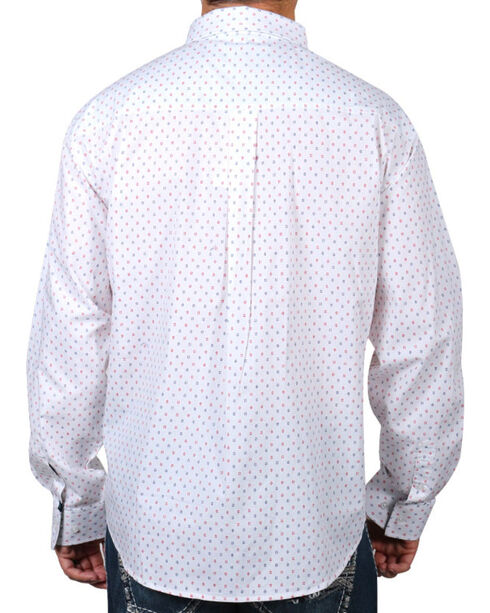 Cody James® Men's Printed Long Sleeve Shirt, , hi-res