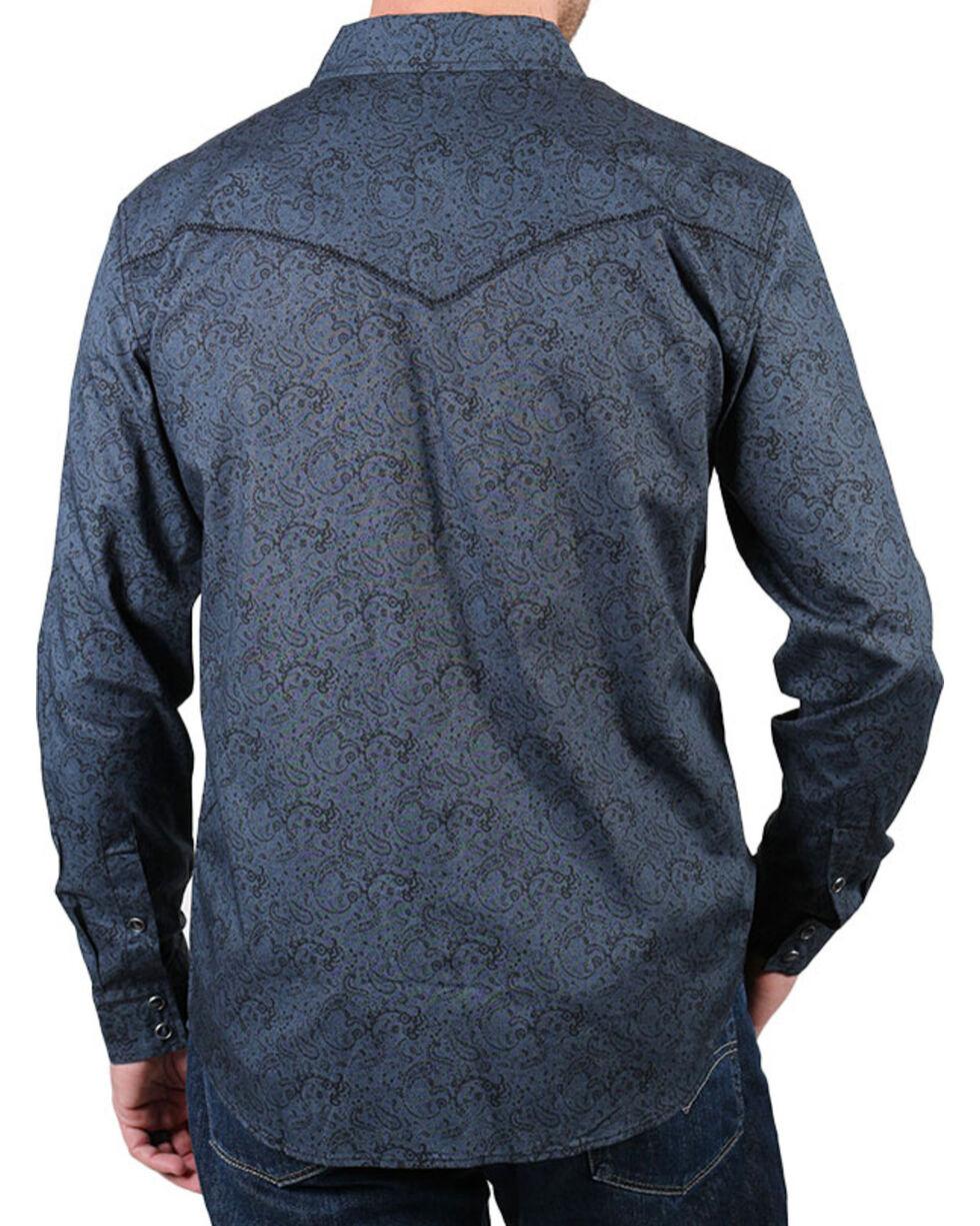 Cody James® Men's Gunsmoke Long Sleeve Shirt, , hi-res