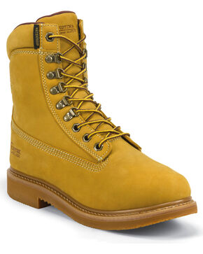 Chippewa Men's Sportility Work Boots, Golden Tan, hi-res