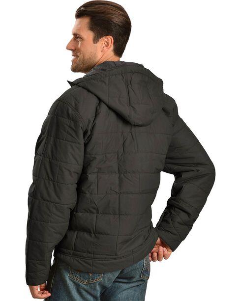 Carhartt Men's Brookville Jacket, Black, hi-res