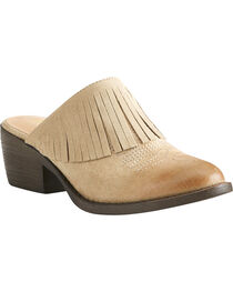 Ariat Women's Unbridled Shirley Mules, , hi-res