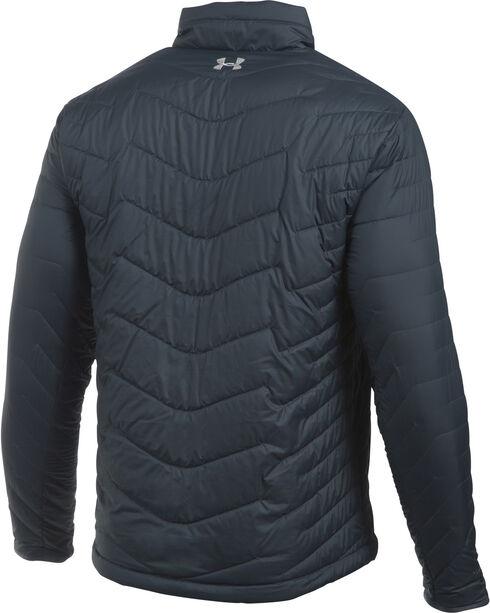 Under Armour ColdGear Reactor Jacket, Charcoal Grey, hi-res