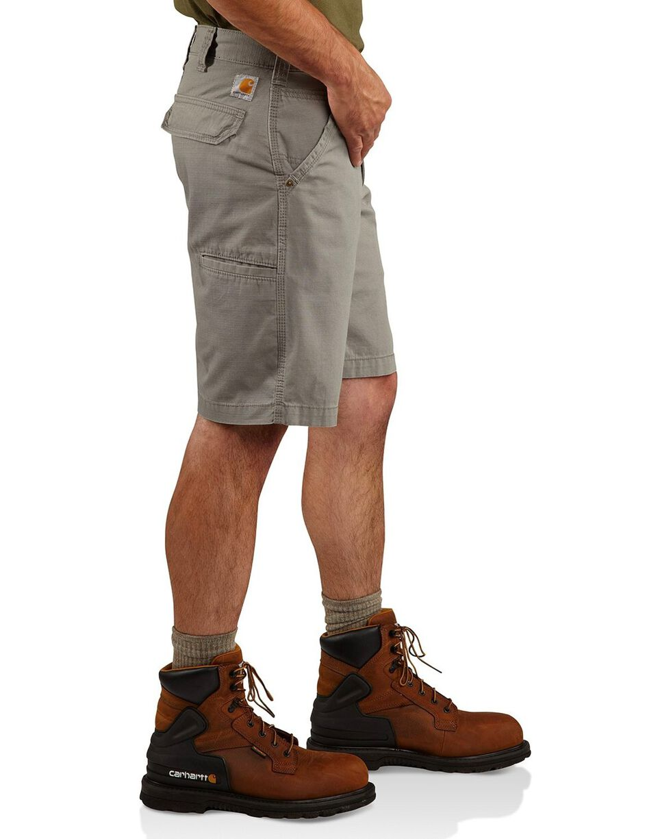 Carhartt Men's Tacoma Ripstop Shorts, Grey, hi-res