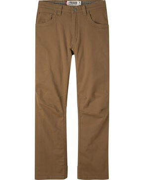 Mountain Khakis Men's Brown Camber 106 Pants , Brown, hi-res