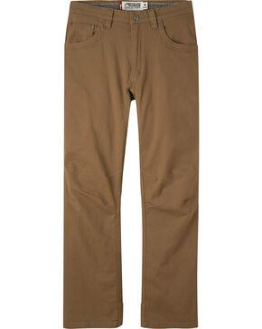 Mountain Khakis Men's Brown Camber 106 Pants , Brown, hi-res