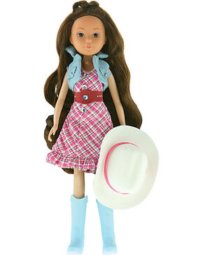 "Paradise Horses Kids 10"" Cowgirl Doll Daphne by Paradise Kids, No Color, hi-res"