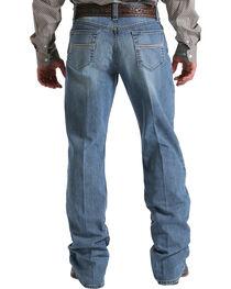Cinch Men's Indigo Carter 2.5 Mid-Rise Relaxed Jeans - Boot Cut, , hi-res