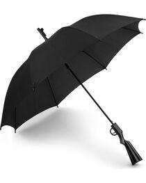 Big Sky Carvers Big Shot Black Umbrella, No Color, hi-res