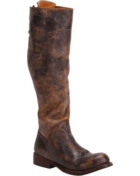 Bed Stu Women's Manchester Tall Boots, Distressed, hi-res