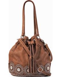 Blazin Roxx Women's Rhianna Conceal Carry Bucket Bag , , hi-res
