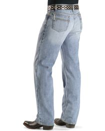 Cinch Men's White Label Relaxed Fit Stonewash Jeans, , hi-res
