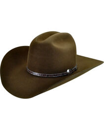Bailey Men's Roderick 3X Premium Wool Felt Cowboy Hat, , hi-res