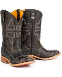 Tin Haul Men's Rope Burn Western Boots, , hi-res