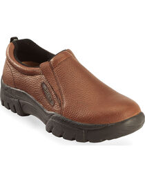 Roper Men's Performance Sport Slip On Shoes, , hi-res