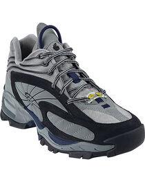 Nautilus Men's Grey ESD Athletic Work Shoes - Steel Toe, , hi-res