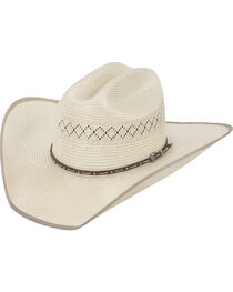 Justin 50X Sonoma Straw Cowboy Hat, , hi-res