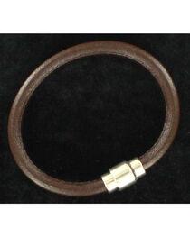 Twister Men's Smooth Band Bracelet , , hi-res