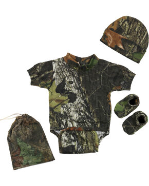 Mossy Oak Onesie Bag Set, Multi, hi-res