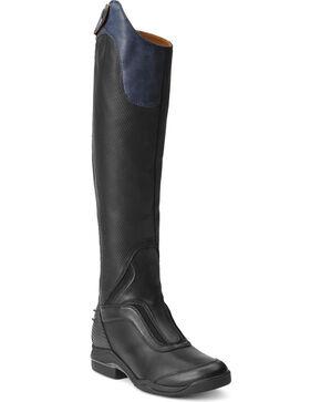 Ariat Women's V Sport Riding Boots, Black, hi-res