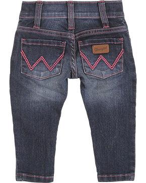 Wrangler Toddler Girls' Skinny Leg Jeans, Indigo, hi-res