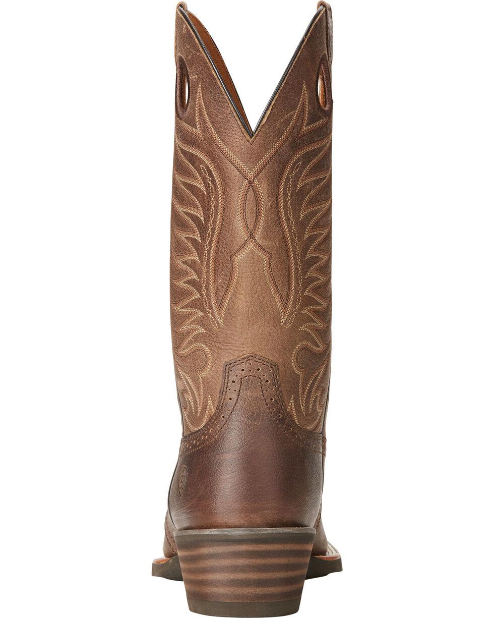Ariat Men's Heritage Hotshot Western Boots, Brown, hi-res
