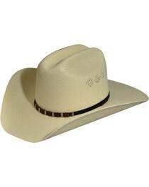 Eddy Bros. by Bailey Wray Straw Cowboy Hat, , hi-res
