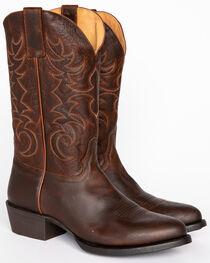 Cody James Men's Xero Gravity Embroidered Performance Boots - Medium Toe, Brown, hi-res