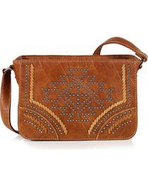 Montana West Women's Southwestern Collection Messenger Bag, , hi-res