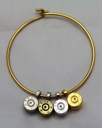 SouthLife Supply Women's Bullet Charm Bracelet, , hi-res