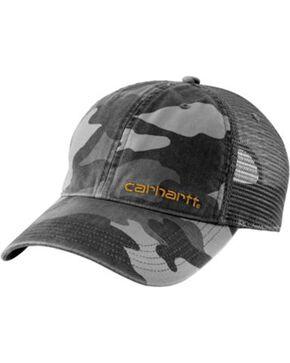 Carhartt Brandt Cap, Grey Camo, hi-res