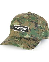 Wrangler Camo Patch Cap, , hi-res